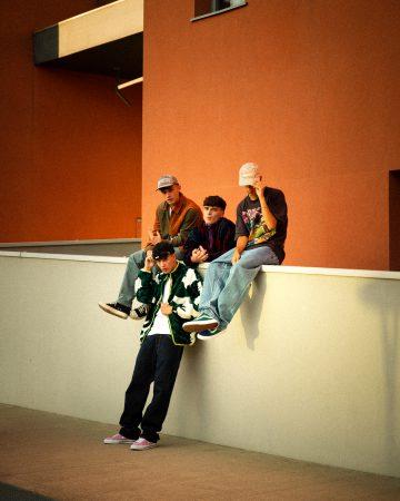 """Gli Square Kidz pubblicano il loro primo singolo """"Sangue su sangue"""""""