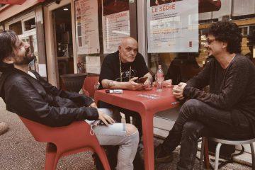 Via a Biglia - palchi in pista con ON (Riccardo Sinigallia, Adriano Viterbini e Ice One)