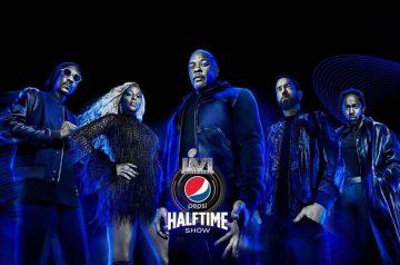 Eminem, Dr.Dre, Kendrik Lamar e Snoop Dogg saranno al Super Bowl Halftime Show del 2022