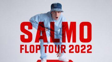 Salmo annuncia il FLOP Tour: scopri le date!
